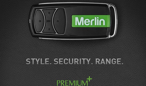 Merlin New Remote